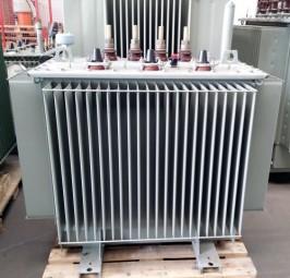 630 kVA, 20/0,4 kV +-4 %, Hermetik
