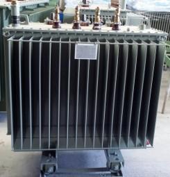 400 kVA, 10/0,4 kV +-5 %, Hermetik