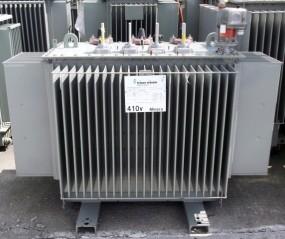 630 kVA, 20/0,41 kV +-2,5 %, Hermetik