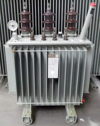 100 kVA, 20/0,4 kV +-4 %, Yzn5, Hermetik
