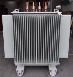 1000 kVA, 10/0,5 kV +-5 %, Hermetik